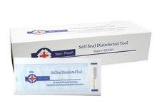 Пакеты для стерилизации Dr.Nail Self Seal 90х260 (влагопрочные), 200 штук
