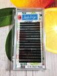 Lash&Go Черные ресницы (микс) 16 линий 0,10C