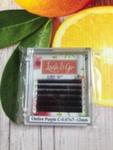 Lash&Go Ресницы Омбре фиолетовые (микс) 6 линий 0,07C