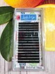 Lash&Go Черные ресницы (микс) 16 линий 0,07D