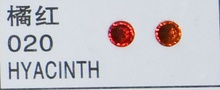 Стразы CRYSTAL GL ss10 Hyacinth, 100 шт