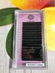 ENIGMA Черные ресницы (микс) 16 линий 0,10D