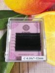 ENIGMA Черные ресницы (микс) 6 линий 0,10C