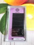 ENIGMA Черные ресницы (микс) 16 линий 0,05C