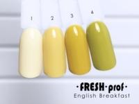 Гель-лак Fresh Prof English Breakfast 01, 10мл
