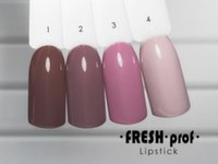 Гель-лак Fresh Prof LipStick №01, 10ml