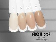 Гель-лак Fresh Prof LipStick Comouflage №01, 10ml