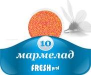 Мармелад (меланж) для дизайна ногтей в банке №10