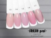 Гель-лак Fresh Prof LipStick Comouflage №13, 10ml