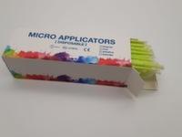 Микробраши 2,5мм 100 штук в коробке