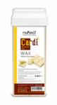 Воск ruNail Cardi в картридже Белый шоколад, 100мл для средней жесткости