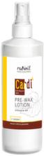 Лосьон-спрей до депиляции ruNail Cardi охлаждающий (аромат: Зеленый чай), 500мл