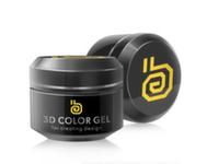 RuNail 3D gel, 5гр 2305 желтый