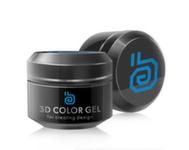 RuNail 3D gel, 5гр 2308 синий