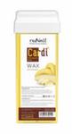 Воск ruNail Cardi в картридже Спелый банан, 100мл для средней жесткости