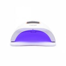 Гибридная LED/UV лампа ruNail 90W с таймером №3433