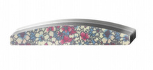 Пилка-баф RuNail 100/180 лодочка Цветы
