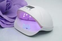 Гибридная LED/UV лампа Nail Lamp 50W с таймером