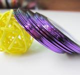 Фольга-лента. Цвет: фиолетовый