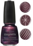 Магнитный лак China Glaze Magnetix 80603 - Instant Chemistry, 14ml