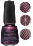 Магнитный лак China Glaze Magnetix 80603 - Instant Chemistry, 14ml