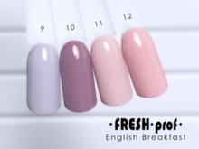 Гель-лак Fresh Prof English Breakfast 09, 10мл