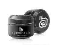 RuNail 3D gel, 5гр 2301 белый