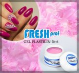 Гель-пластилин Fresh Prof Plastiline №6