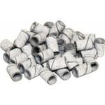 Абразивные колпачки Milken Zebra Medium - 150 грит, 10шт