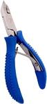 Silver Star Кусачки для кожи Classic АТ-1105, 5мм, силиконовые ручки