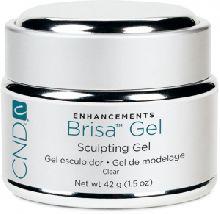 CND Brisa Sculpting Gel Clear, 42гр