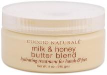Крем-масло Cuccio Naturale молоко-мед, 240 гр.