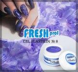Гель-пластилин Fresh Prof Plastiline №8