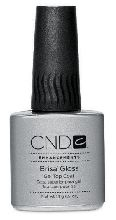 CND Brisa Gloss Gel Top Coat, 14ml