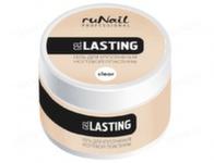 RuNail Lasting gel, 15гр прозрачный