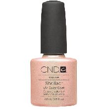 CND Shellac Iced Coral, 7,3 мл