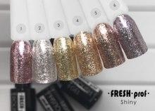 Гель-лак Fresh Prof Shiny gel №03