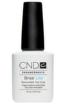 CND Brisa Lite Removable Top Coat, 15ml