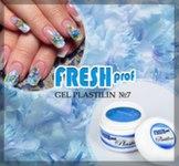 Гель-пластилин Fresh Prof Plastiline №7