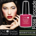 CND Shellac Rose Brocade, 7,3 мл