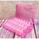 Контейнер пластиковый для дизайнов 24 секций