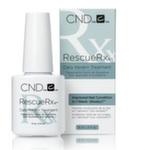CND Rescue RXX, 15мл - кератиновая маска для укрепления натуральных ногтей