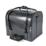 Сумка-чемодан для мастера черный