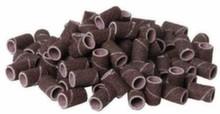 Абразивные колпачки Milken Brown Coarse - 80 грит, 10шт