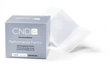 Формы CND Clear Perfomance, 10 штук, прозрачные
