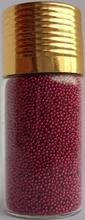 Бульонки в бутылке, 16 гр. Цвет: малиновый.