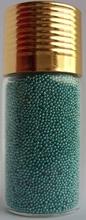 Бульонки в бутылке, 16 гр. Цвет: бирюзовый.