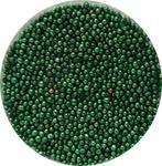 Бульонки в банке, 7 гр. Цвет: зеленый.