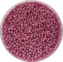 Бульонки в банке, 7 гр. Цвет: розовый.