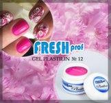 Гель-пластилин Fresh Prof Plastiline №12